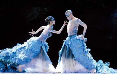 杨丽萍:一个舞蹈家的春晚