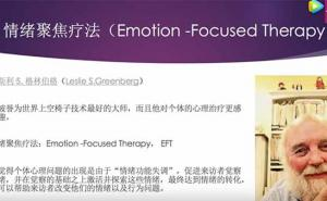 EFT情绪聚焦疗法介绍