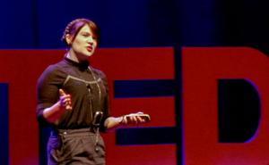 TED 行动主义需要内向者 sarah corbett
