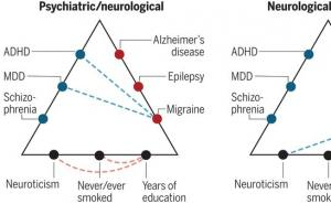 对数十万个基因组所做的分析提供了有关精神性疾病的线索